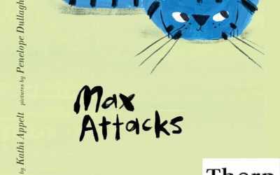 Max Attacks Story Time